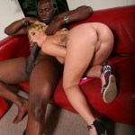 Lexi Kartel in hot interracial scene