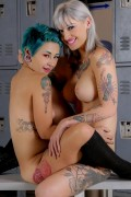 Kleio Valentien at Burning Angel